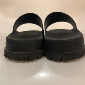 Gucci Shoes - **SOLD**Authentic Gucci slides